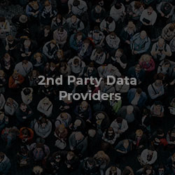 2nd party data provider- audienceprime